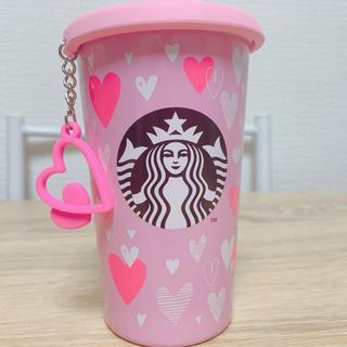 スターバックスコーヒー(Starbucks Coffee)のスタバ2019バレンタイン(タンブラー)