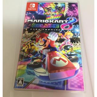 Nintendo Switch - Switch ソフト マリオカート8デラックス 中古