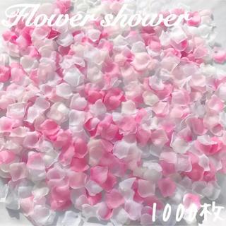 スウィートピンク♡フラワーシャワー 花びら 約1000枚 ウエディング 結婚式(ウェルカムボード)