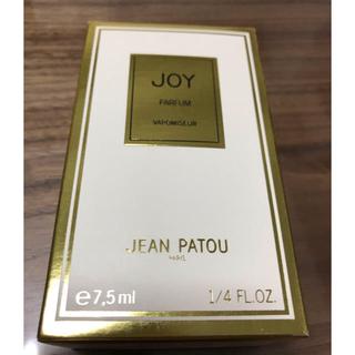 ジャンパトゥ(JEAN PATOU)のJEAN PATOU  7.5ml 新品未使用【値下げしました!】(香水(男性用))