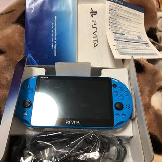 プレイステーションヴィータ(PlayStation Vita)のvita 2000(携帯用ゲーム本体)