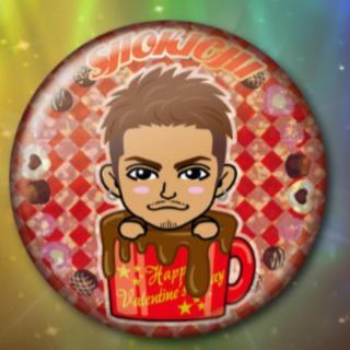 エグザイル トライブ(EXILE TRIBE)のSHOKICHI プチキャラ 缶バッチ(ミュージシャン)