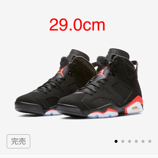 NIKE - NIKE AIR JORDAN 6 INFRARED 29.0cm  US11