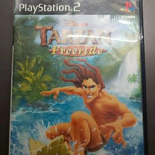 プレイステーション2(PlayStation2)のPS2 ターザン フリーライド(家庭用ゲームソフト)