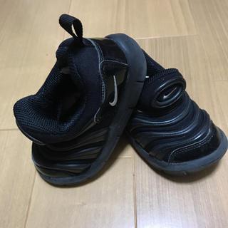 NIKE - ナイキ 靴 黒 13cm 子供 キッズ