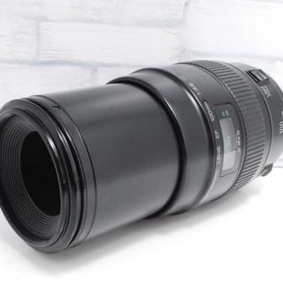 キヤノン(Canon)の★超人気★Canon EF 100mm macro レンズ(レンズ(ズーム))