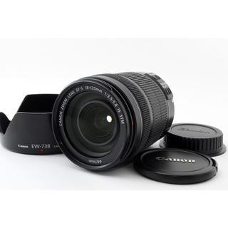 キヤノン(Canon)の★純正レンズフード付き★キャノン EF-S 18-135mm IS STM(レンズ(ズーム))