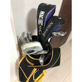 NIKE - セサミストリートゴルフバッグ&マグレガー&NIKE ゴルフクラブセット  美品