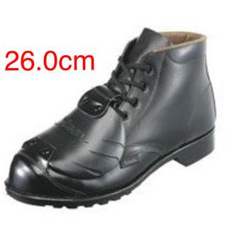 新品◆シモン 安全靴 FD22 黒 26.0 樹脂甲プロ D-6(その他)