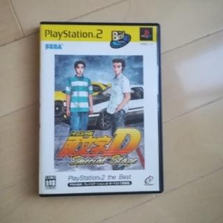 プレイステーション2(PlayStation2)の頭文字D Special Stage  ps2(家庭用ゲームソフト)