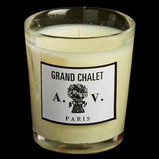 アッシュペーフランス(H.P.FRANCE)の《新品》ASTIERdeVILLATTE キャンドル GRAND CHARET (アロマ/キャンドル)