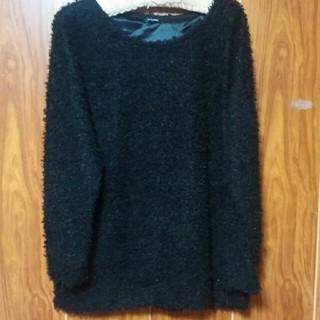 しまむら - モコモコセーター