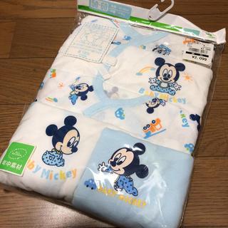 Disney - 新品 新生児 肌着