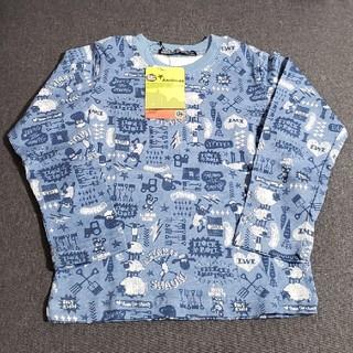 リトルベアークラブ(LITTLE BEAR CLUB)の【110cm】リトルベアークラブ ひつじのショーン ロンT(Tシャツ/カットソー)