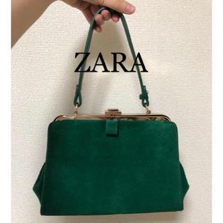 ザラ(ZARA)のZARA スエードハンドバッグ ザラ(ハンドバッグ)