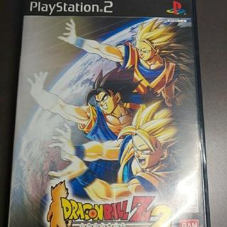 プレイステーション2(PlayStation2)のPS2  ドラゴンボール Z 2(家庭用ゲームソフト)