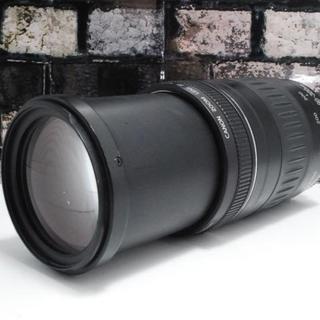 キヤノン(Canon)の★もっと遠くへ★Canon 超望遠レンズ 90-300mm(レンズ(ズーム))