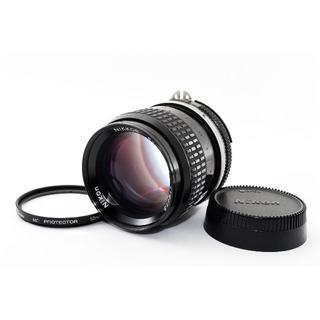 ニコン(Nikon)のニコン NIKKOR 85mm 1:2 #399411(レンズ(単焦点))