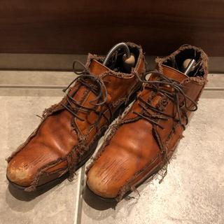 リーガル(REGAL)のwhoop de doo(フープディドゥ)革靴 メンズ 26.0ドレスシューズ(ドレス/ビジネス)