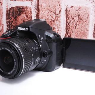 ニコン(Nikon)の★超美品★Nikon D5300 レンズセット★(デジタル一眼)