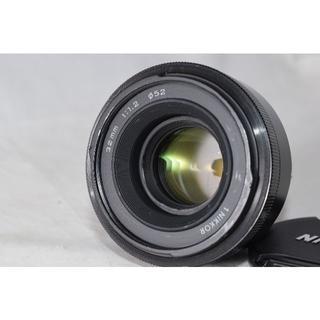 ニコン(Nikon)の綺麗な展示品☆Nikon ニコン 1 NIKKOR 32mm F1.2 ブラック(レンズ(単焦点))