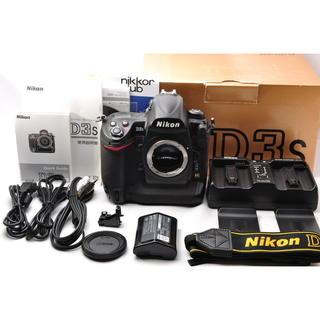 ニコン(Nikon)の❤️極上美品❤️Nikon ニコン 中古 D3s ボディ(デジタル一眼)