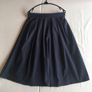 ジーユー(GU)のGU  イージーチノスカート Lサイズ (ひざ丈スカート)