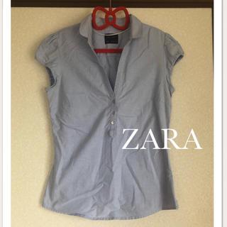 ザラ(ZARA)のZARA 半袖シャツ♡(シャツ/ブラウス(半袖/袖なし))
