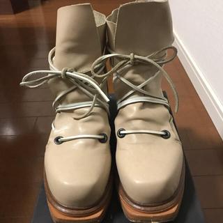 ダークビッケンバーグ(DIRK BIKKEMBERGS)のダークビッケンバーグ ブーツ  限定(ブーツ)