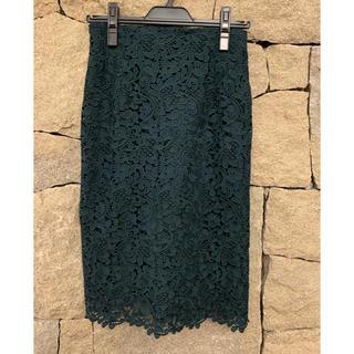エストネーション(ESTNATION)のtowa様専用 ESTNATION レースタイトスカート(その他)