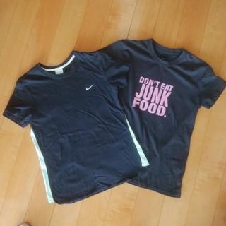 ナイキ(NIKE)のナイキ レディース 2枚セット(Tシャツ(半袖/袖なし))