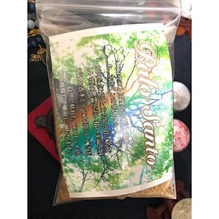 【マダムnyoさん専用】限定大容量パロサント粉末タイプ38g【聖なる香木】(お香/香炉)