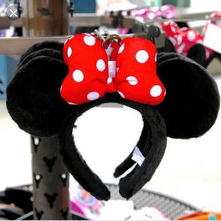ディズニー(Disney)のミニーのカチューシャ(カチューシャ)