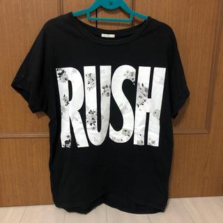 ジーユー(GU)の半袖シャツ(Tシャツ(半袖/袖なし))