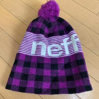 ネフ(Neff)のneff ニット帽 メンズ(ニット帽/ビーニー)