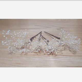 かすみ草ヘッドパーツ(ヘッドドレス/ドレス)