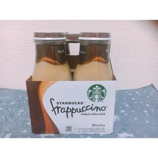 スタバ フラペチーノ モカ 4本セット(コーヒー)