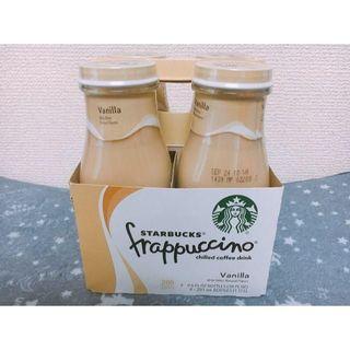 スタバ フラペチーノ コーヒー4本セット(コーヒー)