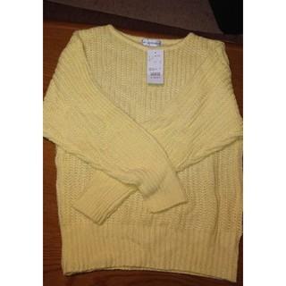 イネド(INED)のINEDセーター新品未使用(ニット/セーター)