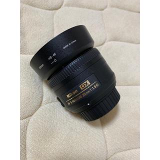 ニコン(Nikon)のNikon AF-S DX NIKKOR 35mm f/1.8G 単焦点レンズ(レンズ(単焦点))