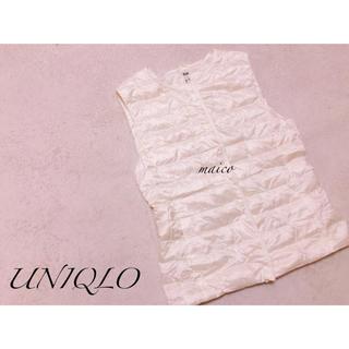 ユニクロ(UNIQLO)のUNIQLO☆ウルトラライトダウンベスト(ダウンベスト)