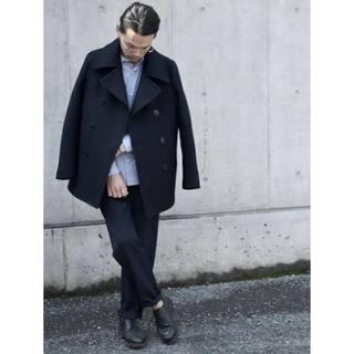 コモリ(COMOLI)のcomoli coat(ピーコート)