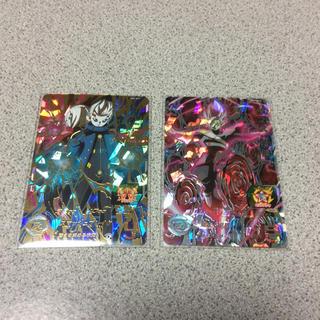 ドラゴンボール - 【おまけ付】UM6-SEC3 ザマス合体  シングルカード