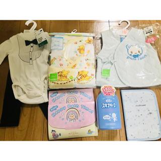 ベビー 新生児 服 沐浴剤 セット 出産準備(その他)