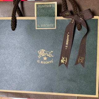イルビゾンテ(IL BISONTE)のイルビゾンテ  ショップ袋 (小)(ショップ袋)