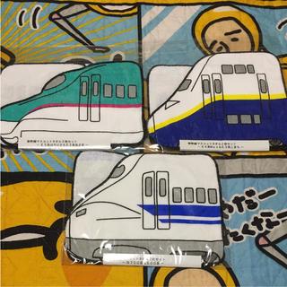 新品 新幹線 マスコットタオル 6枚セット(その他)