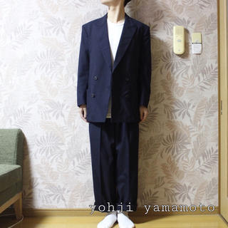 ヨウジヤマモト(Yohji Yamamoto)の【早い者勝ち】yohji yamamoto セットアップ(セットアップ)