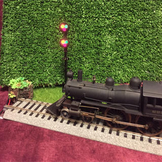 鉄道模型HOゲージ信号機(鉄道模型)