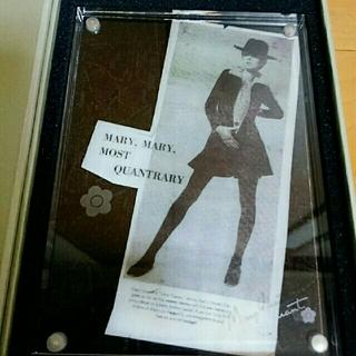 マリークワント(MARY QUANT)のマリークワント  フォトスタンド(写真額縁 )