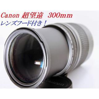 キヤノン(Canon)の♦️フレームの変化感じて下さい 4!キヤノン EF 75-300 ㎜ Ⅱ♦️(レンズ(ズーム))